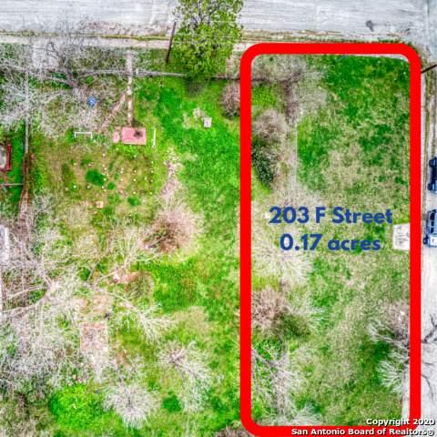 203 F St, San Antonio, TX 78210 (MLS #1437611) :: The Glover Homes & Land Group