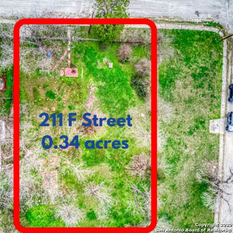 211 F St, San Antonio, TX 78210 (MLS #1437619) :: The Glover Homes & Land Group