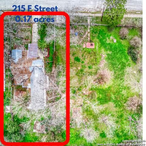 215 F St, San Antonio, TX 78210 (MLS #1437620) :: The Glover Homes & Land Group