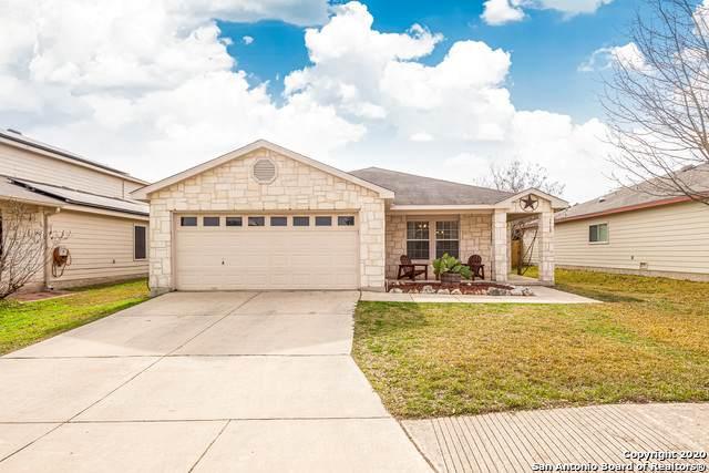 3910 Angel Trumpet, San Antonio, TX 78259 (MLS #1437773) :: Reyes Signature Properties