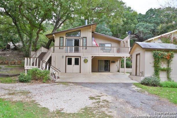 2997 Highway 39, Hunt, TX 78024 (MLS #1437809) :: The Castillo Group