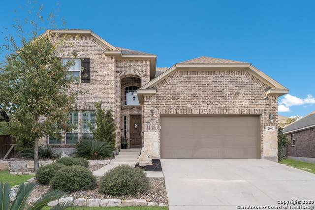 2003 Chaffin Way, San Antonio, TX 78260 (MLS #1437829) :: Alexis Weigand Real Estate Group