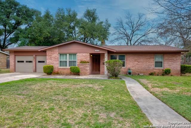 315 Laramie Dr, San Antonio, TX 78209 (MLS #1437865) :: BHGRE HomeCity