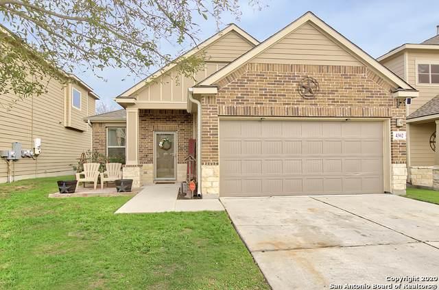 4302 Stanley Park, Converse, TX 78109 (MLS #1437872) :: Exquisite Properties, LLC