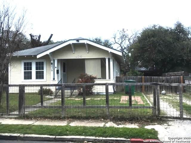 475 E French Pl, San Antonio, TX 78212 (MLS #1437890) :: Exquisite Properties, LLC