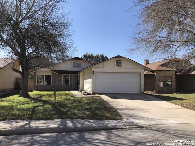 7922 Sonny Ridge, San Antonio, TX 78244 (MLS #1437937) :: Alexis Weigand Real Estate Group