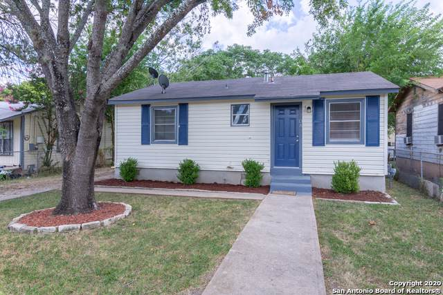 704 Chickering Ave, San Antonio, TX 78210 (MLS #1437970) :: Vivid Realty