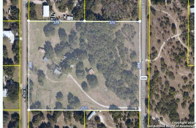 30951 Blanco Rd, Bulverde, TX 78163 (MLS #1437983) :: The Castillo Group