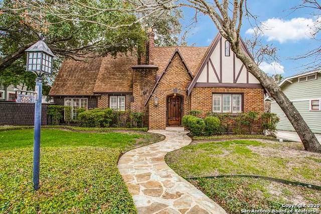 328 W Elsmere Pl, San Antonio, TX 78212 (MLS #1438048) :: Exquisite Properties, LLC
