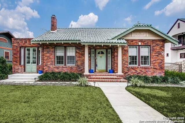 122 W Agarita Ave, San Antonio, TX 78212 (MLS #1438100) :: Exquisite Properties, LLC