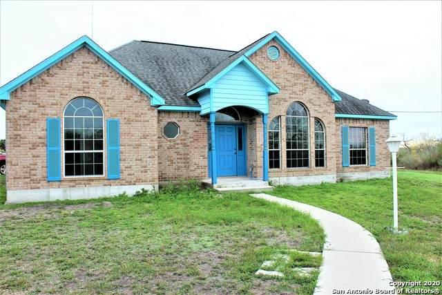214 County Road 242, Orange Grove, TX 78372 (MLS #1438124) :: HergGroup San Antonio
