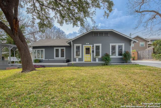 118 Routt St, Alamo Heights, TX 78209 (MLS #1438192) :: Alexis Weigand Real Estate Group