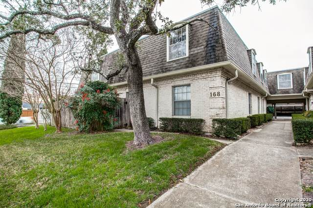 168 Barilla Pl #204, Alamo Heights, TX 78209 (MLS #1438232) :: Alexis Weigand Real Estate Group