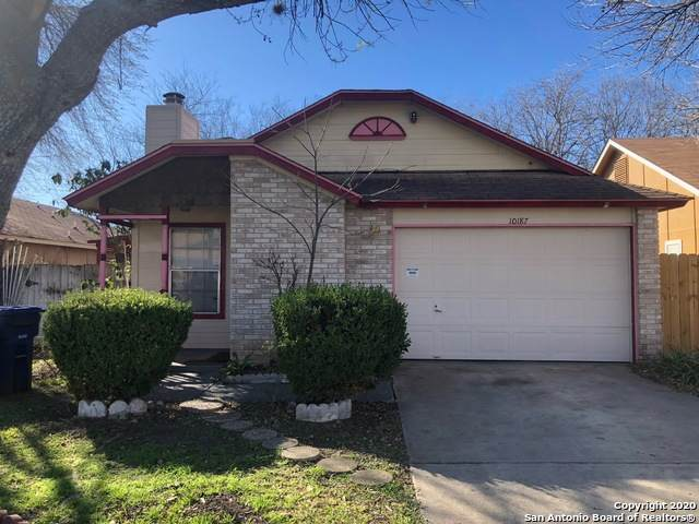 10187 Galesburg, San Antonio, TX 78250 (MLS #1438329) :: The Castillo Group