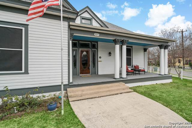 237 Vance St, San Antonio, TX 78210 (MLS #1438338) :: The Gradiz Group
