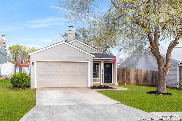 4150 Sunrise Creek Dr, San Antonio, TX 78244 (MLS #1438389) :: Alexis Weigand Real Estate Group