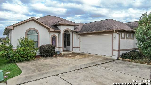 118 Harry Colt Pl, New Braunfels, TX 78130 (MLS #1438502) :: Neal & Neal Team