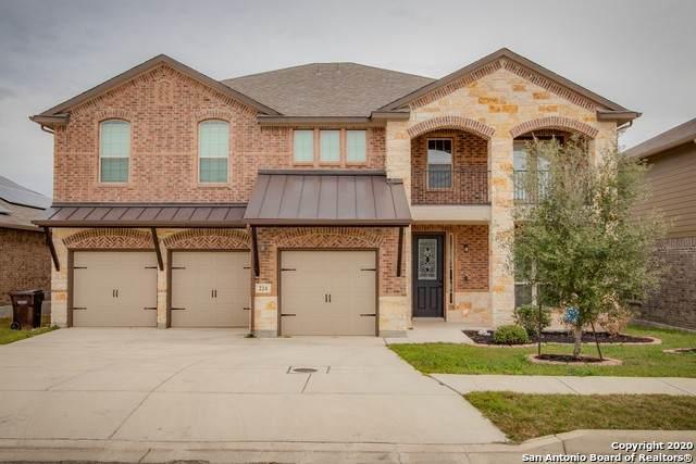 224 Grand Vista, Cibolo, TX 78108 (MLS #1438527) :: Alexis Weigand Real Estate Group