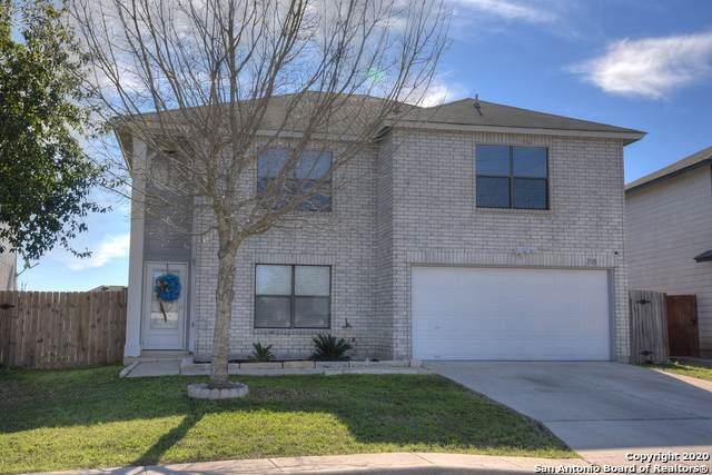 718 Las Puertas, San Antonio, TX 78245 (MLS #1438540) :: BHGRE HomeCity