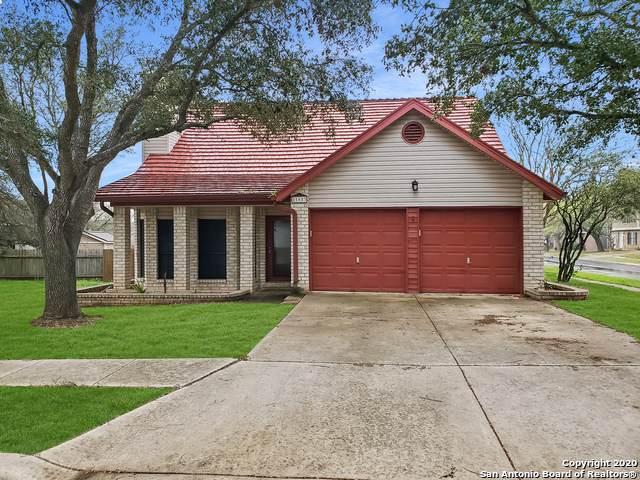 11603 Old Hills Ln, San Antonio, TX 78251 (MLS #1438595) :: Reyes Signature Properties