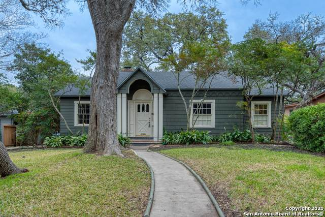 430 Evans Ave, Alamo Heights, TX 78209 (MLS #1438693) :: Alexis Weigand Real Estate Group