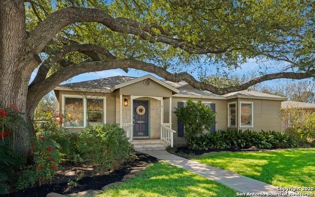356 Larchmont Dr, San Antonio, TX 78209 (MLS #1438709) :: Exquisite Properties, LLC