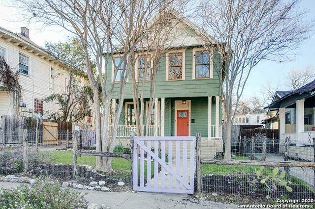 526 W Magnolia, San Antonio, TX 78212 (MLS #1438736) :: Exquisite Properties, LLC