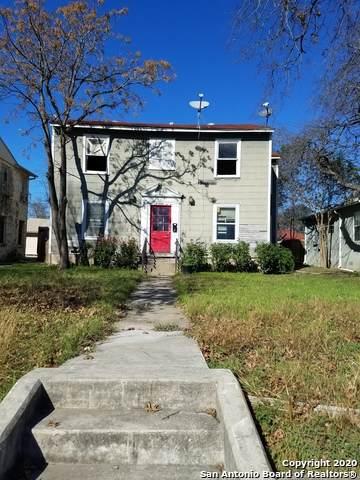905 Donaldson Ave, San Antonio, TX 78228 (MLS #1438761) :: BHGRE HomeCity