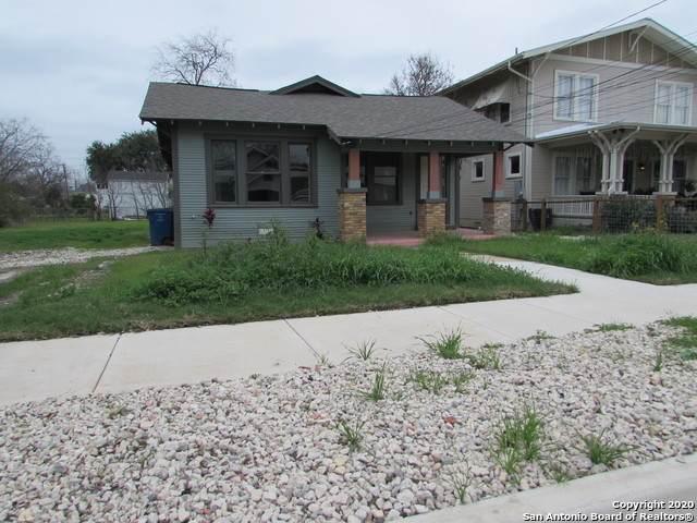 1027 Lamar, San Antonio, TX 78202 (MLS #1438811) :: The Gradiz Group