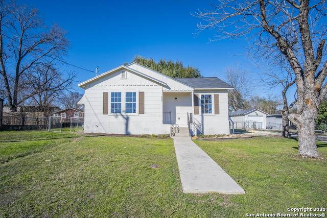 523 Rosemont Dr, San Antonio, TX 78228 (MLS #1438853) :: BHGRE HomeCity