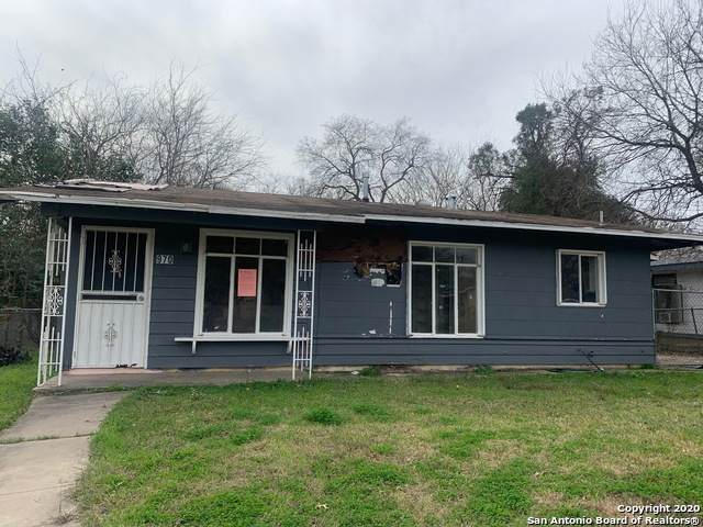 970 Glamis Ave, San Antonio, TX 78223 (MLS #1438907) :: Tom White Group