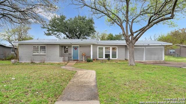 212 Harriet Dr, San Antonio, TX 78216 (MLS #1438933) :: BHGRE HomeCity