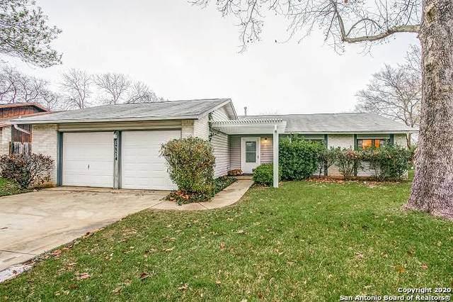 13314 El Charro St, San Antonio, TX 78233 (MLS #1438996) :: Alexis Weigand Real Estate Group