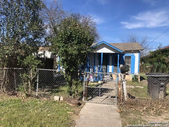 3127 San Fernando St, San Antonio, TX 78207 (MLS #1439054) :: Alexis Weigand Real Estate Group