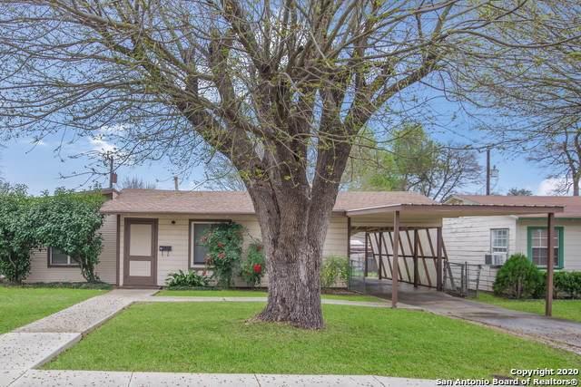 534 Overhill Dr, San Antonio, TX 78228 (MLS #1439067) :: BHGRE HomeCity