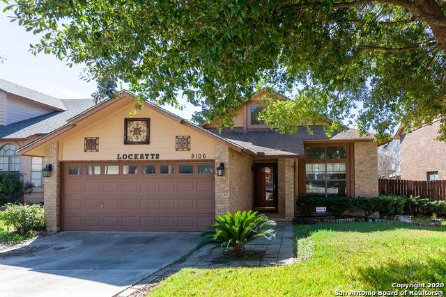 8106 Mescal Trail, San Antonio, TX 78244 (MLS #1439093) :: The Mullen Group | RE/MAX Access
