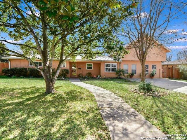 418 Robinhood Pl, San Antonio, TX 78209 (MLS #1439116) :: HergGroup San Antonio