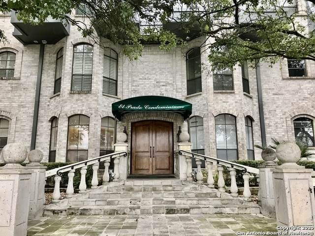 100 El Prado Dr W #214, San Antonio, TX 78212 (MLS #1439170) :: Carolina Garcia Real Estate Group