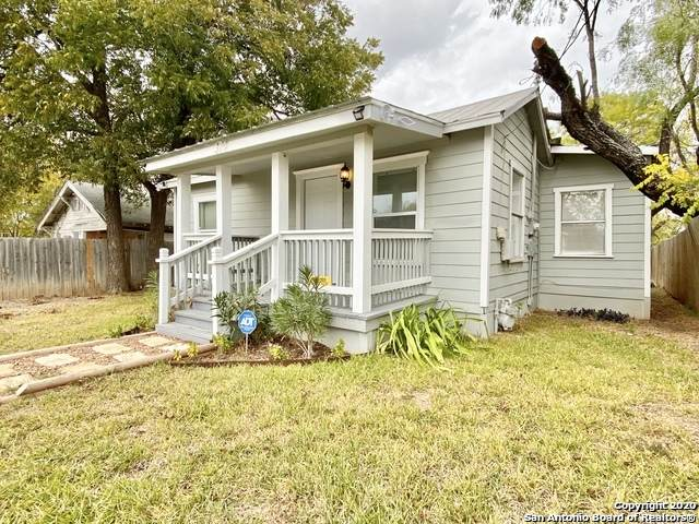 379 Bundy St, San Antonio, TX 78220 (MLS #1439186) :: Vivid Realty