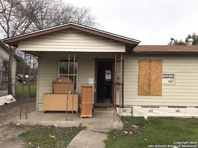 619 Sewanee St, San Antonio, TX 78210 (MLS #1439195) :: BHGRE HomeCity