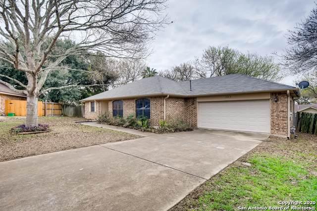 1952 Squire Circle, New Braunfels, TX 78130 (MLS #1439218) :: NewHomePrograms.com LLC