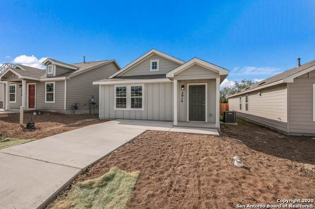 4202 Volcano Way, San Antonio, TX 78237 (MLS #1439241) :: BHGRE HomeCity