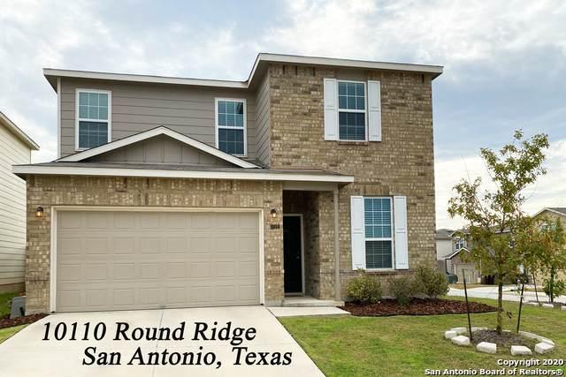 10110 Round Ridge, San Antonio, TX 78254 (MLS #1439258) :: BHGRE HomeCity