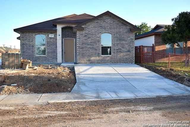 3455 Avoca Dr, San Antonio, TX 78211 (MLS #1439260) :: BHGRE HomeCity