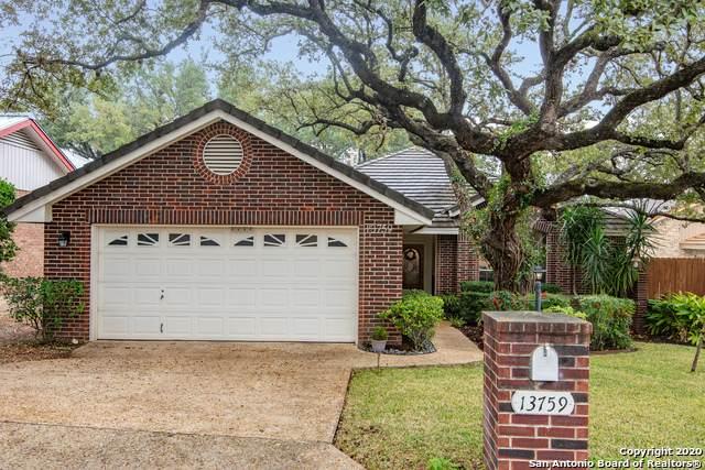 13759 Bluff Villas Ct, San Antonio, TX 78216 (MLS #1439266) :: Reyes Signature Properties