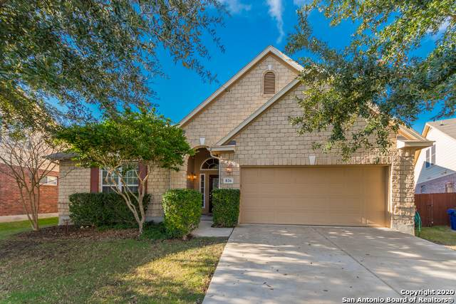826 Stadler Cove, Cibolo, TX 78108 (MLS #1439360) :: Alexis Weigand Real Estate Group