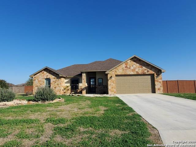 1750 Crooked Creek, Pleasanton, TX 78064 (MLS #1439388) :: The Gradiz Group