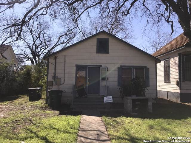 2314 E Commerce St, San Antonio, TX 78203 (#1439413) :: The Perry Henderson Group at Berkshire Hathaway Texas Realty