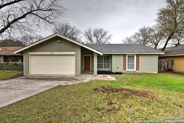 11335 El Sendero St, San Antonio, TX 78233 (MLS #1439429) :: BHGRE HomeCity