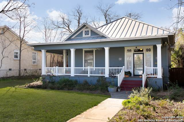 518 Burnet St, San Antonio, TX 78202 (MLS #1439602) :: Alexis Weigand Real Estate Group